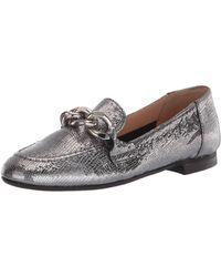 Donald J Pliner Womens Loafer - Metallic