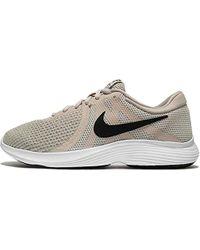 3ece6f494e651 Lyst - Nike Revolution 4 Running Shoe in Gray