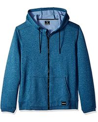 Hurley - Nike Dri-fit Disperse Fleece Hoodie - Lyst