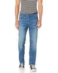 Levi's 514 Straight fit Stretch Jean - Bleu