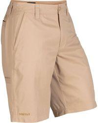 Marmot - Wilcox Short Dark Khaki Shorts 36 X 10.5 - Lyst