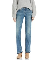 Lucky Brand Mid Rise Ava Bootcut Jean - Blue