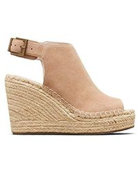 ead40fd7ba3 Lyst - Kenneth Cole Odile Espadrille Wedge in Black - Save ...