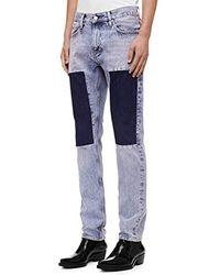 Calvin Klein Slim Fit Jeans - Blue