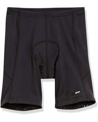 Amazon Essentials Padded Cycling Short - Black