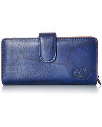 Buxton 39329 - Blue