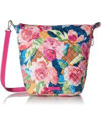Vera Bradley Carson Hobo Bag - Multicolor