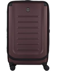 Victorinox Spectra 2.0 Hardside Spinner Suitcase - Purple