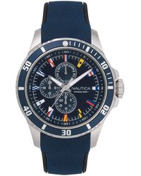 Nautica Casual Watch NAPFRB016 - Blu