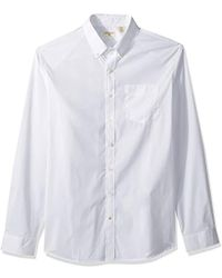 Dockers - Big And Tall Bt Comfort Stretch No Wrinkle Long Sleeve Buttonfront Shirt - Lyst