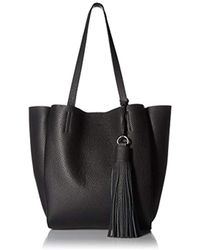 Vince Camuto - Nylan Bonded Small Tote - Lyst