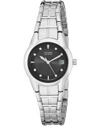 Citizen - Eco-drive Watch With Date - Lyst