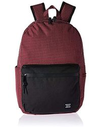 c132e5d39f2 Lyst - Herschel Supply Co. Herschel Heritage Backpack in Red for Men