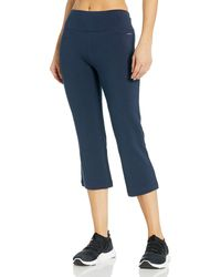 Jockey Slim Capri Flare - Blue