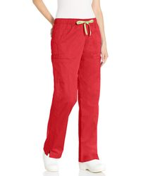 Vera Bradley Size Florence Cargo Pant - Red