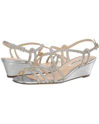 Nina Footwear - Metallic