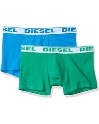 DIESEL - Umbx-shawntwopack Boxer-shorts Fresh & Bright - Lyst
