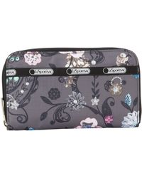 LeSportsac Lily, Bejeweled - Gray