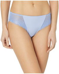 Wacoal La Femme Bikini Panty - Blue