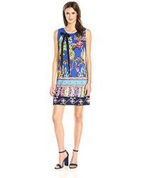 Desigual - Octubre Knitted Sleeveless Dress - Lyst