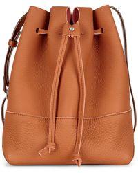 Ecco Jilin Tandem Drawstring Bag - Orange