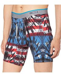 Stance Fourth Boxer Brief - Blue