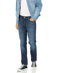 Levi's 511 Slim Fit Jeans - Blu
