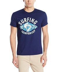 Hanes Mens Graphic Vintage Cali Collection T-Shirt