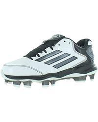 53dac7bdabff5 adidas - Performance Poweralley 2 Tpu W Softball Cleat - Lyst