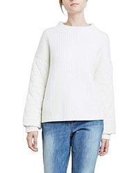 Kenneth Cole - Quilted Sleeve - Lyst