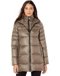 Vince Camuto - Warm And Lightweight Down Winter Jacket Coat - Lyst