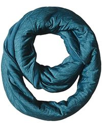 Columbia Going Out Infinity Scarf - Blue