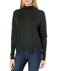 J Brand Acacia Turtleneck Sweater - Blue