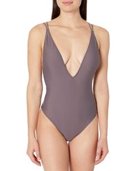 Volcom Simply Solid 1pc - Purple