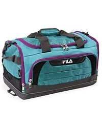 6d3588e49a Fila - Cypress Small Sport Duffel Bag - Lyst