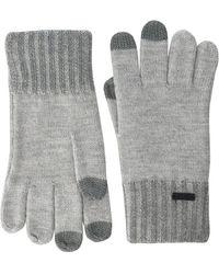 BOSS by Hugo Boss Boss Gloves - Gray