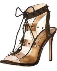 Jessica Simpson Jirven Heeled Sandal - Green
