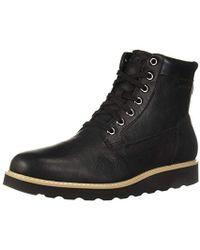 Cole Haan Nantucket Rugged Plain Boot Fashion - Black