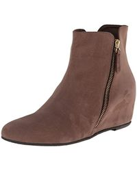 French Sole Magic Boot - Brown
