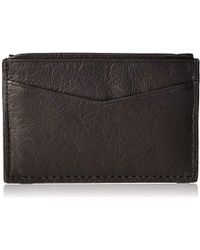 Fossil - Card Case Wallet - Lyst