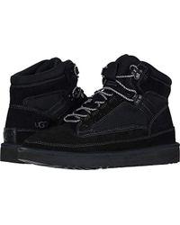 UGG Highland Hiker Hiking Boot - Black