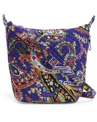 Vera Bradley Carson Hobo Bag - Multicolor