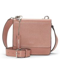 Vince Camuto Silas Small Crossbody - Pink