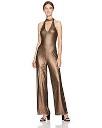 aedff5568c48 Lyst - Women s Guess Full-length jumpsuits On Sale