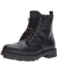 Guess - Archibald Combat Boot - Lyst
