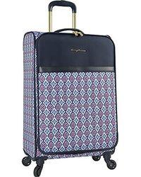 Nautica Carry On Luggage - Blue