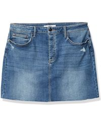 Sam Edelman Denim Skirt - Blue