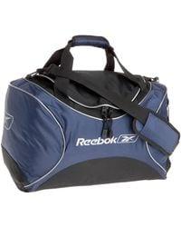 Reebok V Series X Small Duffle,navy,one Size - Blue