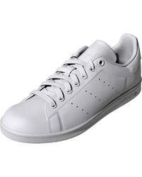 adidas Originals Womens Stan Smith Sneaker - White