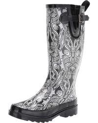 The Sak Rain Boot - Black